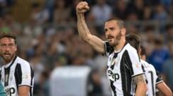 Coppa Italia, Bonucci: «E adesso chiudiamo il discorso scudetto»