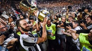 """Juventus, primo """"titulo"""". I giornali celebrano il """"marchio"""" bianconero"""
