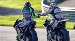 MotoGp, Rossi a Hayden: «Siamo con te»