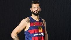 Eurolega, Vitor Faverani lascia il Barcellona