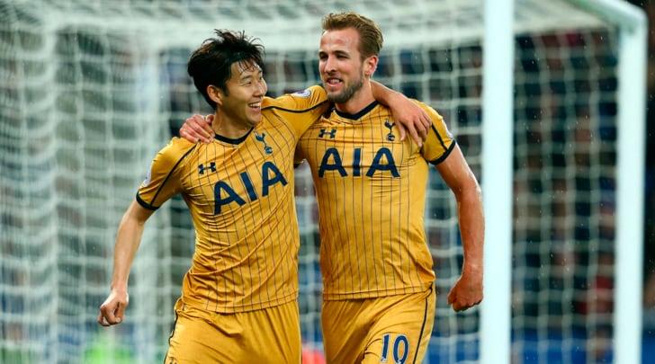 Premier League: Leicester-Tottenham 1-6, Kane show