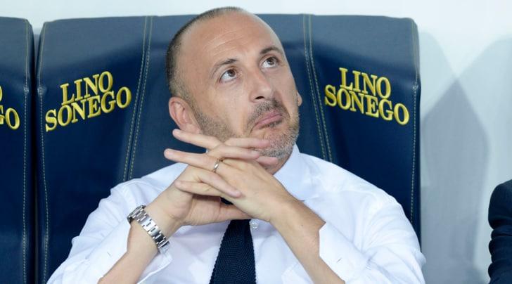 Inter Ausilio Squadra divisa in gruppetti cerchiamo un tecnico come Conte