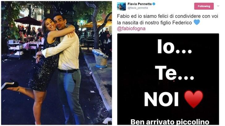 Fiocco azzurro per Pennetta e Fognini: è nato Federico