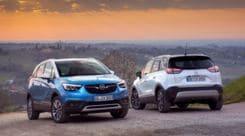 Opel Crossland X: il fascino del fattore X è mini