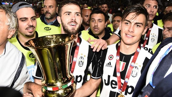 Pjanic: «La Juventus è una macchina da guerra»