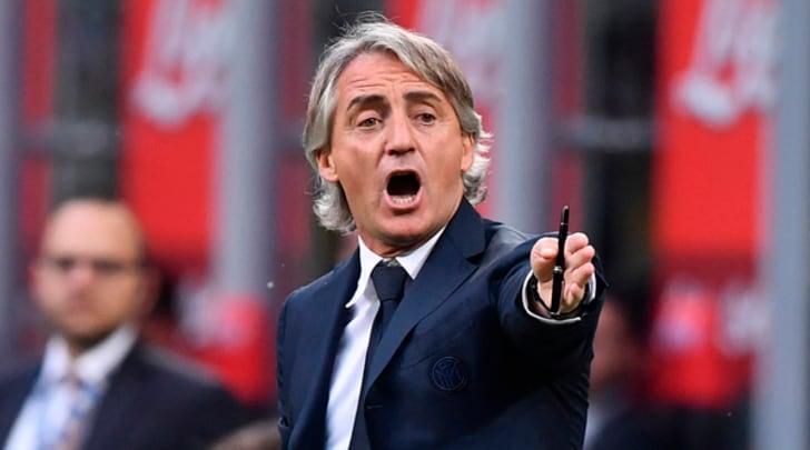 Mancini: «Chi compra i giocatori dell'Inter fa un affare»
