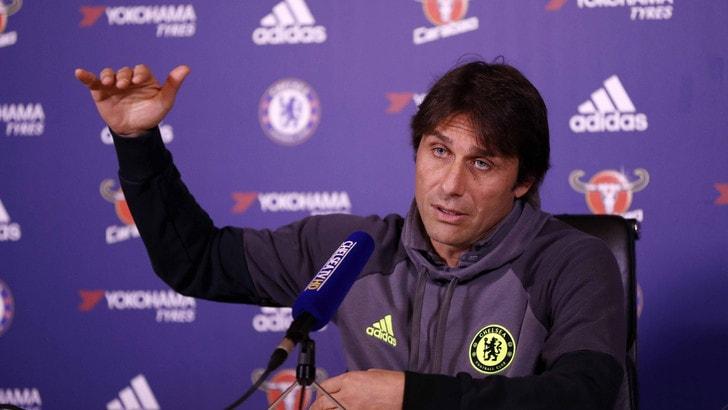 Conte: «Il mio futuro? Devo parlare con il Chelsea»
