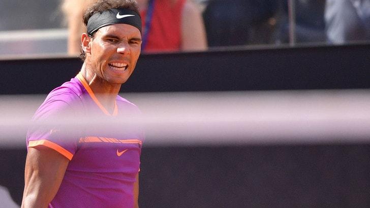 Roland Garros, la rivincita di Nadal si gioca a 1,85