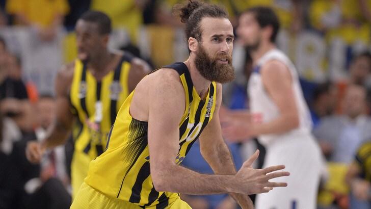 Basket, Eurolega: Datome c'è, trionfo Fenerbahce a 1,28