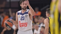 Eurolega, Sergio Llull MVP della regular season