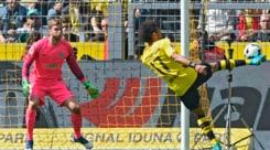 Bundesliga: Dortmund terzo, Wolfsburg allo spareggio salvezza