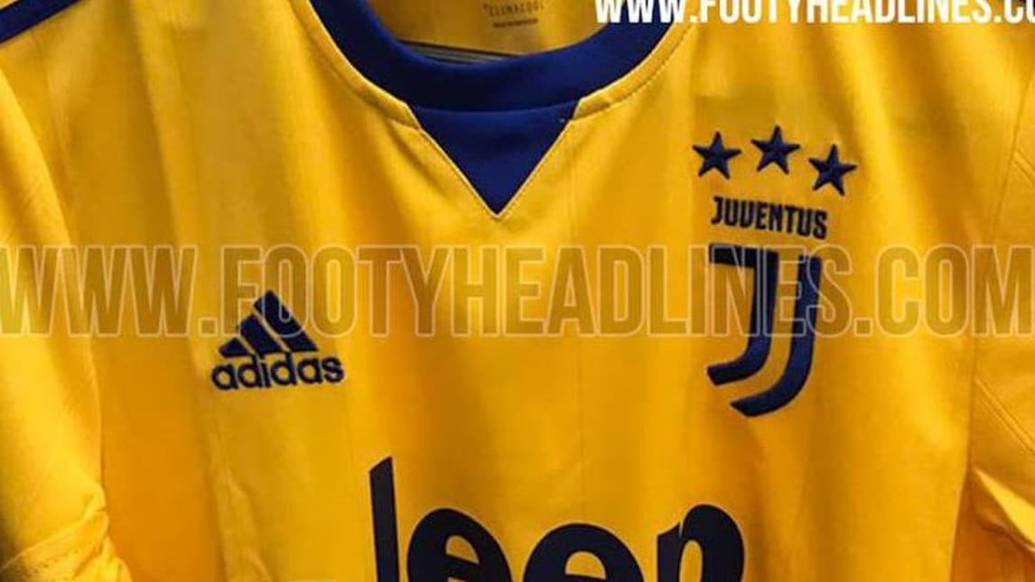 Seconda Maglia Juventus sconto