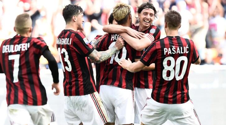 Serie A, il Milan batte il Bologna e vola in Europa League