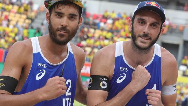 Lupo e Nicolai centrano il bronzo di Rio de Janeiro