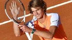 Tennis, Internazionali d'Italia: Djokovic ko, Roma incorona Zverev