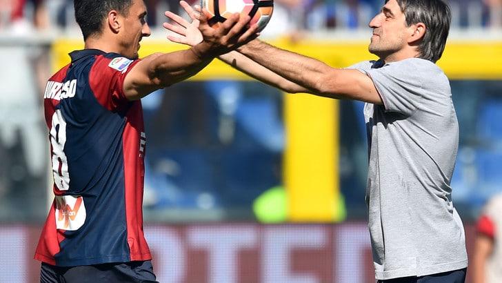 Calciomercato Genoa, Simeone annuncia: