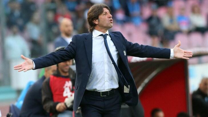 Serie A Cagliari, Rastelli: «Colpa mia, non siamo scesi in campo»