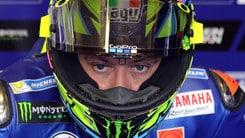MotoGp Le Mans, Rossi: «Colpa mia, è un peccato»