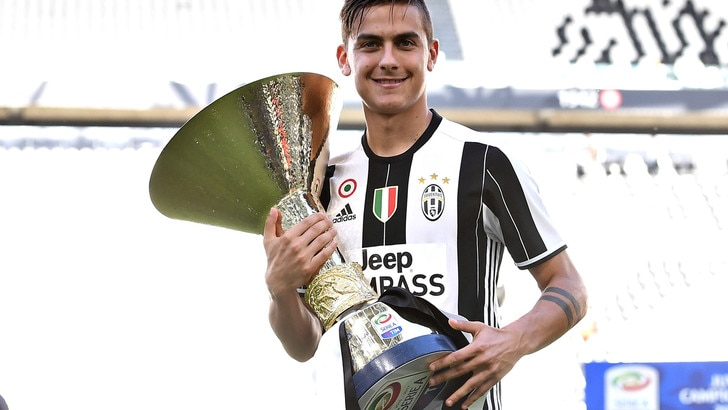Image result for dybala scudetto