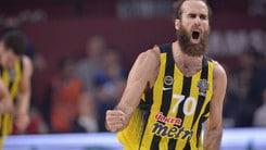 Eurolega, è festa per il Fenerbahce di Datome! Olympiacos sconfitto