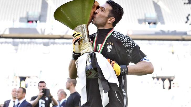 Juventus, Buffon si conta gli scudetti di Calciopoli. Ecco perché ha ragione