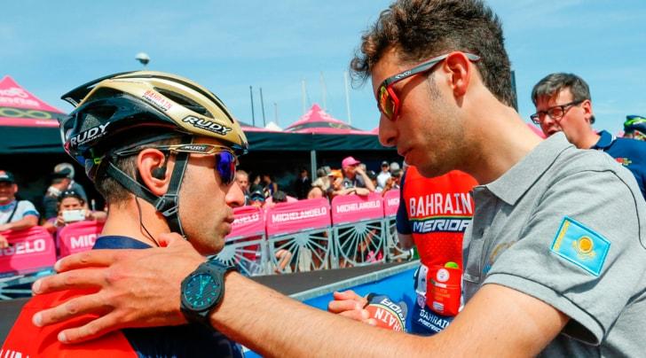 Giro d'Italia, Aru: «Corsa in bilico e Nibali attaccherà»