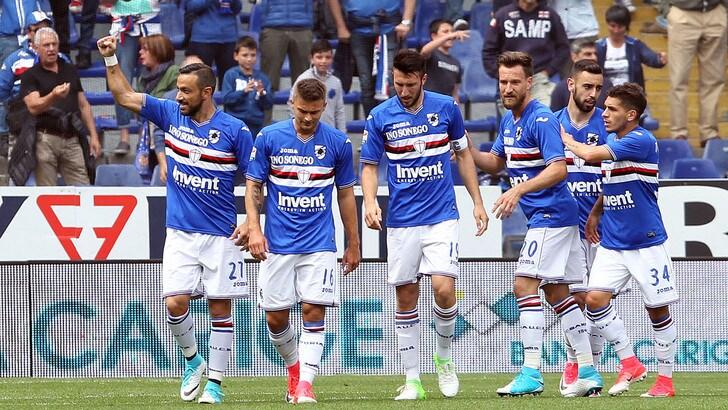 Serie A Sampdoria, sfida al Manchester United in amichevole
