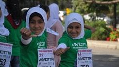 Vivicittà Uisp: una mattinata di sport e pace a Tripoli, in Libano