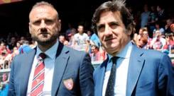 Torino, Cairo: «Ripartiamo da Mihajlovic e Belotti»