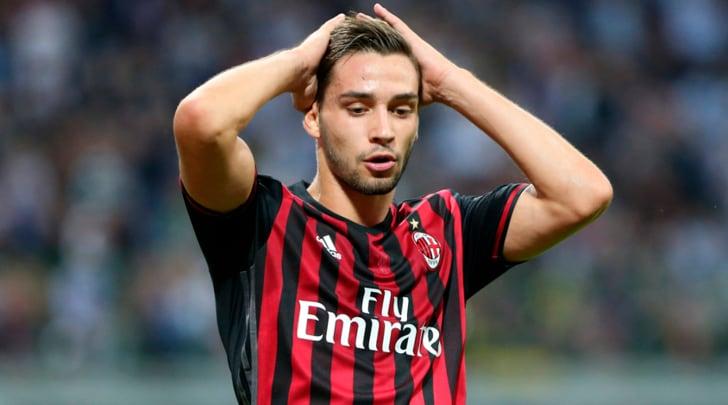 Serie A Milan, lesione per De Sciglio: stagione finita