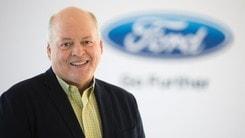 Ford Motor Company ha un nuovo boss, è Jim Hackett