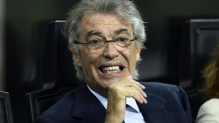 Calciomercato, Moratti: «Spalletti perfetto per l'Inter e per contrastare la Juventus»