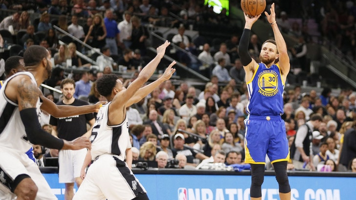 Basket, Nba: in quota Warriors verso il titolo