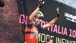 Giro, Nibali vince la 16esima tappa