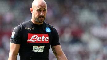 Il padre di Reina: «Juventus-Real? Vorrei perdessero entrambe»