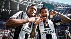 Dani Alves, amore eterno alla Juventus