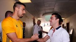 Anche Xavi tifa Juventus: «Spero che vinca in finale di Champions»