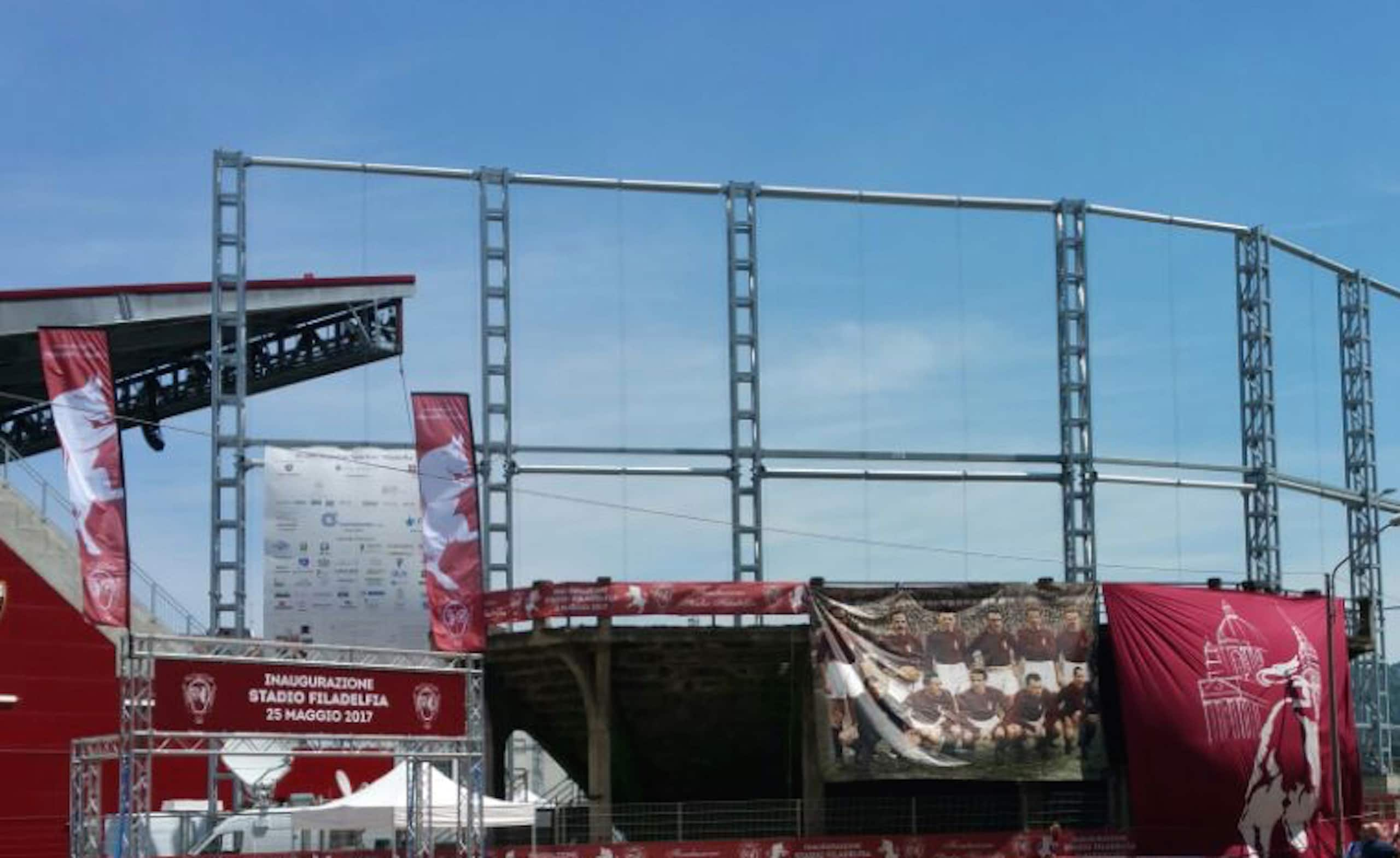 Torino: rinasce il Fila, rinasce lo spirito granata