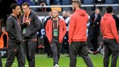 La finale di Europa League Ajax - Manchester United su TV8