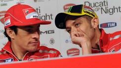 MotoGp, Rossi: «Non ho parole per Hayden»