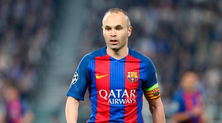 Barcellona, Iniesta avverte: «Rinnovo? Non lo so...»