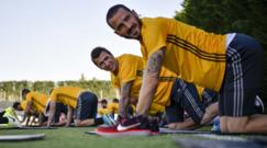 Juventus, dieci giorni a Cardiff: tutti al lavoro a Vinovo