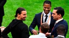 Europa League, Ibrahimovic a bordo campo: «Benvenuti alla Zlatan Arena»