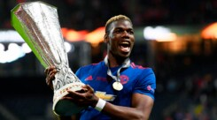 Manchester United, Pogba: «Vai Juve, vinci la Champions!»