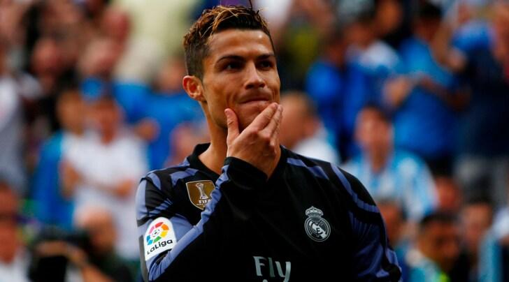 Il Real Madrid vince la Liga — Ronaldo-Benzema