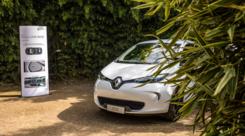 Nuova Renault Zoe, come Teseo ma senza... fili