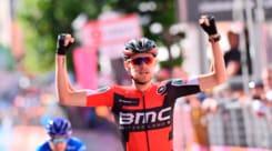 Giro d'Italia, a Van Garderen la 18ª tappa. Dumoulin sempre leader