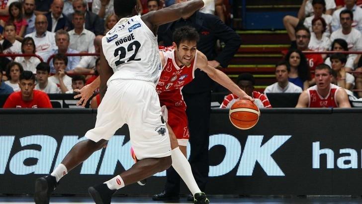 Basket : Dolomiti Energia si porta sul 2-0 su Milano