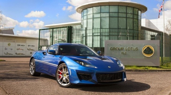 I cinesi di Geely vicini all'acquisto di Lotus