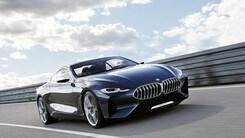 BMW Serie 8 Concept, il ritorno della coupé di lusso